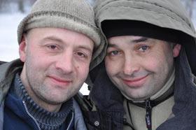 ЛУНКА 2012 - командное соревнование Питерского Клуба Рыбаков по подлёдному лову